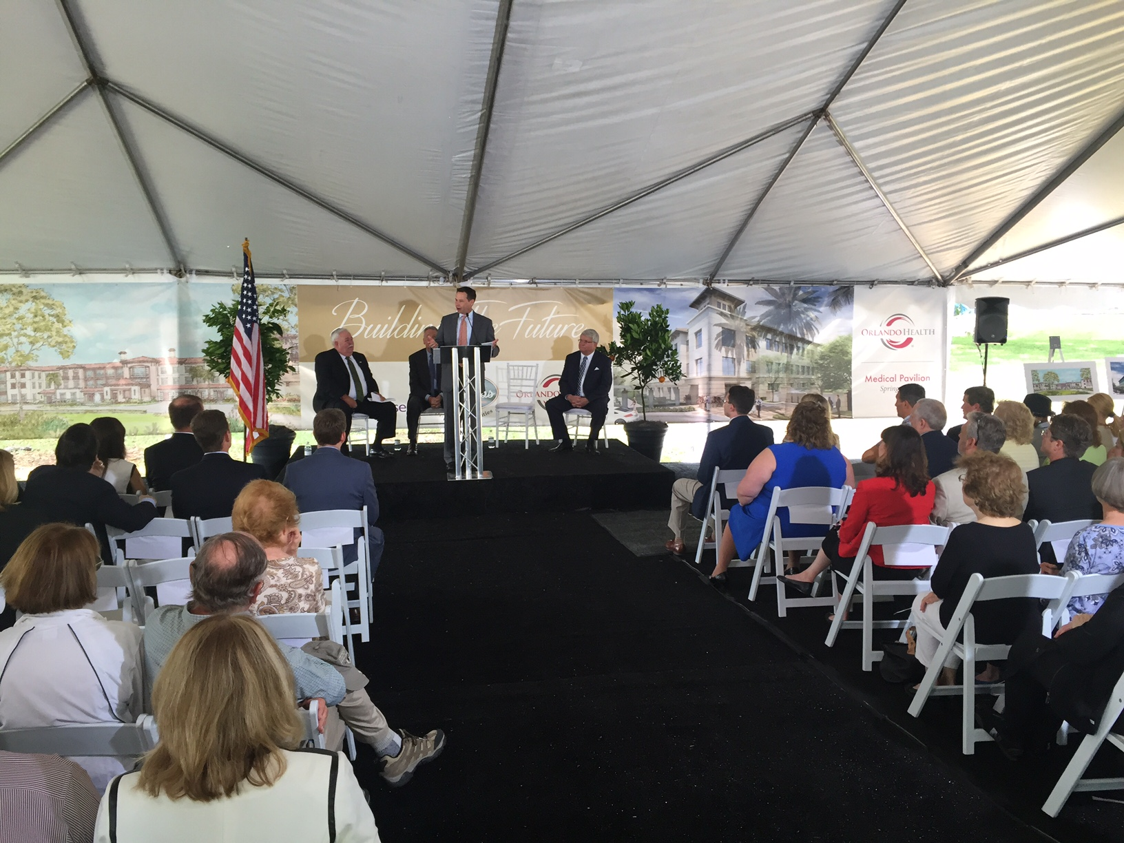 Dr  Phillips, Inc  Unveils New Senior Living And Health Care