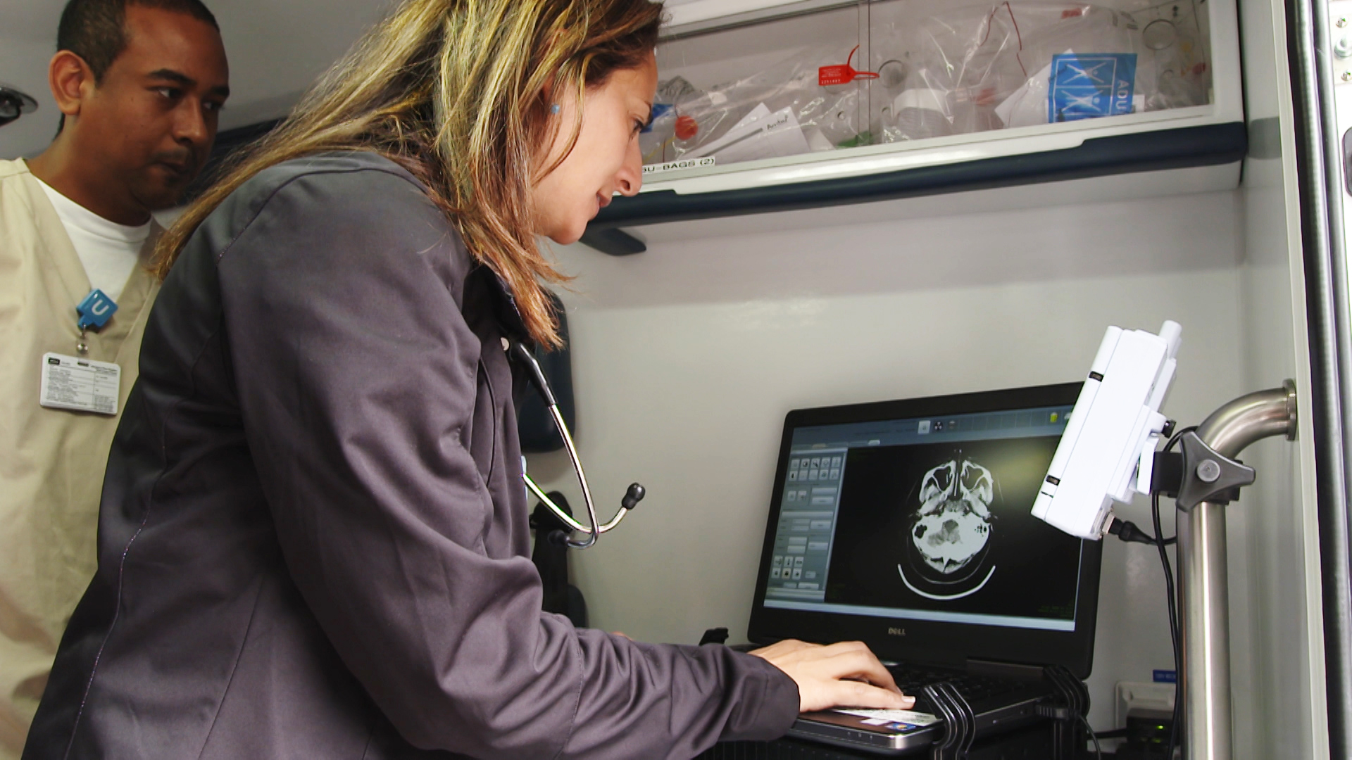 National Study Aims to Prove Value of Mobile Stroke Units